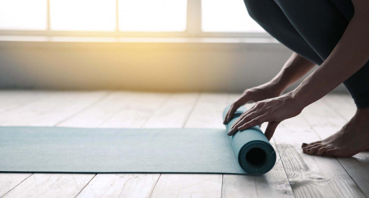 Yoga im SPA RESORT STYRIA