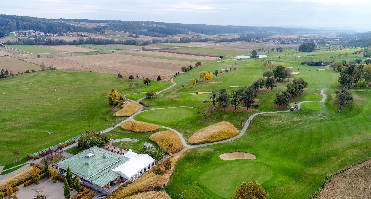 Der wunderschöne Golfplatz in Bad Waltersdorf