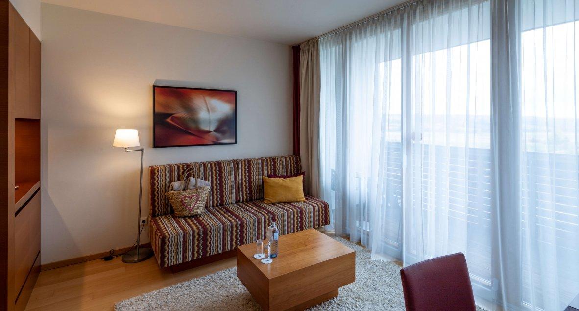 Wohnraum Premium Zimmer