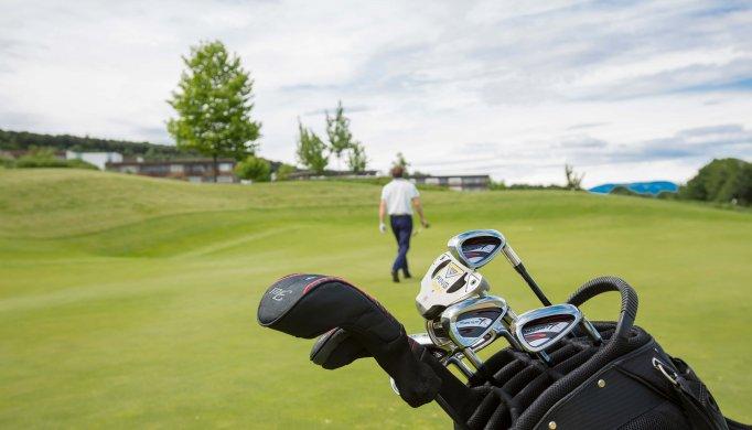 18-Loch Golfplatz in Bad Walterdorf
