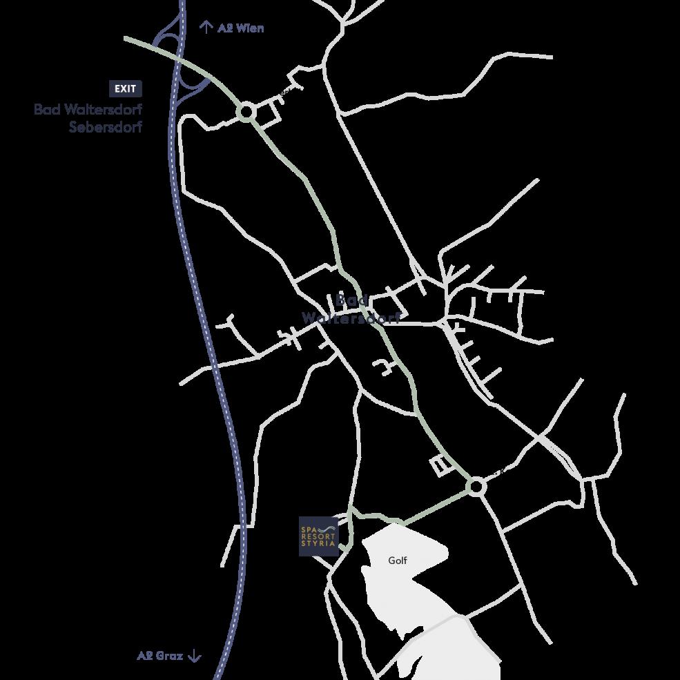 Anfahrtplan