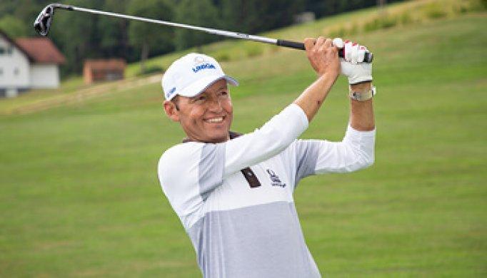 Golfpro Haysam Youssef